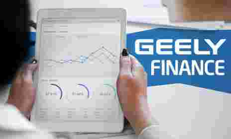 Geely Finance - Интеравтоцентр